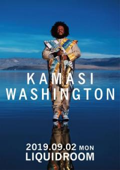 KAMASI WASHINGTON @ LIQUIDROOM