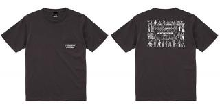Pressure Sounds 100th Pocket T-Shirt [Black]