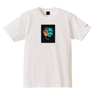 "yahyel ""iron"" T-Shirt - White"