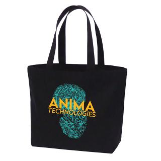 Thom Yorke - ANIMA - Blue Brain Tote Bag