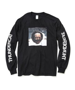 Thundercat - Drunk Long Sleeve (Black) [受注生産商品]