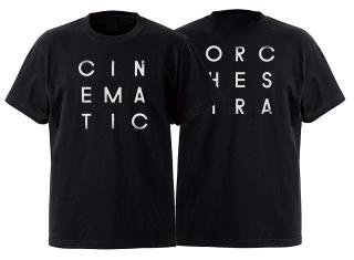The Cinematic Orchestra - To Believe Tee (Black)