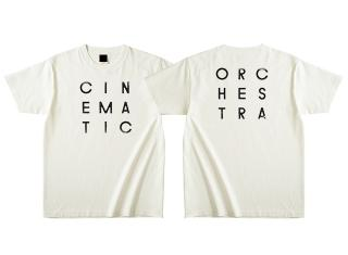 The Cinematic Orchestra - To Believe Tee (Natural)
