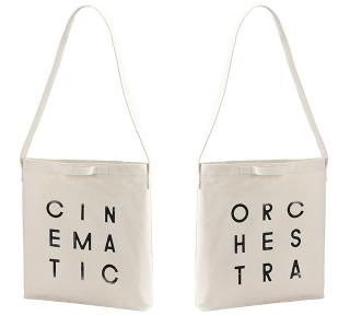 The Cinematic Orchestra - To Believe 2Way Tote Bag