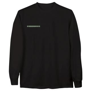 yahyel -Human Tour - Long Sleeve (Black)