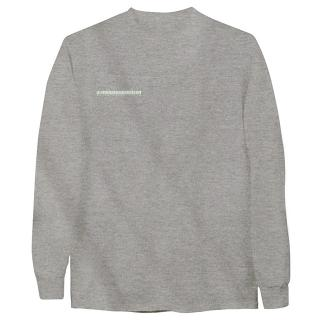 yahyel -Human Tour - Long Sleeve (Gray)