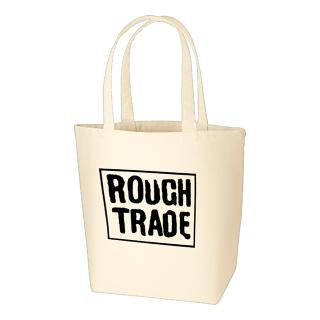 Rough Trade Logo Tote Bag (Natural) [受注生産商品]