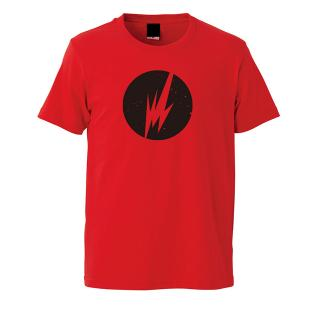 Brainfeeder Logo Tee (Red) [受注生産商品]