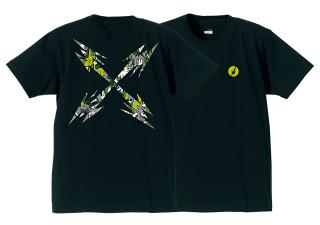 Brainfeeder X Color Logo Tee (Black)