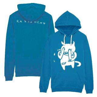 Radiohead Lamentations Of The Minotaur Azur Hoody