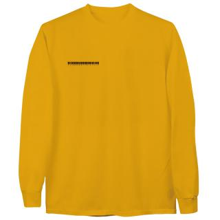 yahyel -Human Tour - Long Sleeve (Yellow)