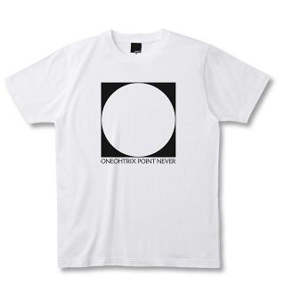 "Oneohtrix Point Never - ""M.Y.R.I.A.D Tour"" T-Shirt (White) [受注生産商品]"