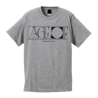 "Oneohtrix Point Never - ""Age Of"" T-Shirt [受注生産商品]"