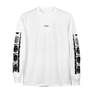 yahyel Long Sleeve T-Shirts - White
