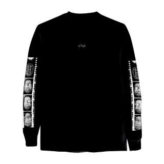 yahyel Long Sleeve T-Shirts - Black